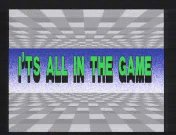It's all in the game (1985-1988) titel.jpg